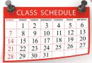 Jadwal Kuliah Semester Genap 2019/2020