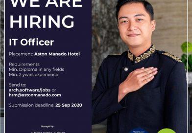 Lowongan Pekerjaan: IT Officer