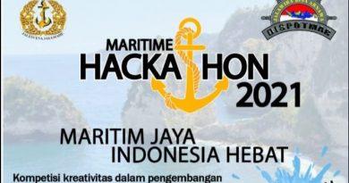 Hackathon Maritim 2021 dengan Total Hadiah Hingga Rp 100 Juta